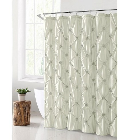 VCNY Home Flora Pintuck Shower Curtain - image 1 of 1