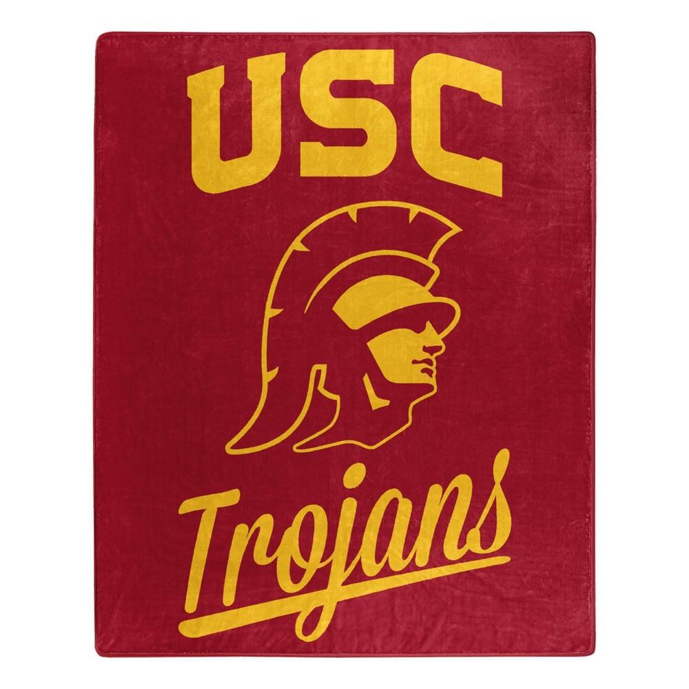 Ncaa Usc Trojans Throw Blankets