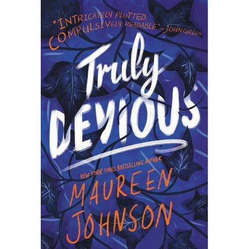 Truly Devious - by  Maureen Johnson (Paperback) - image 1 of 1