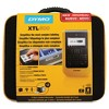 "Dymo XTL 500 Label Maker Kit - Thermal Transfer - 1.10 in/s Mono - 300 dpi - Label, Tape, Heat Shrink Tubing - 2.13"" - Battery, Power Adapter - image 4 of 4"
