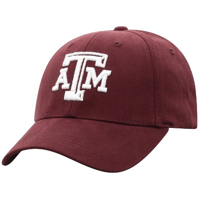 NCAA Texas A&M Aggies Men's Structured Brushed Cotton Hat