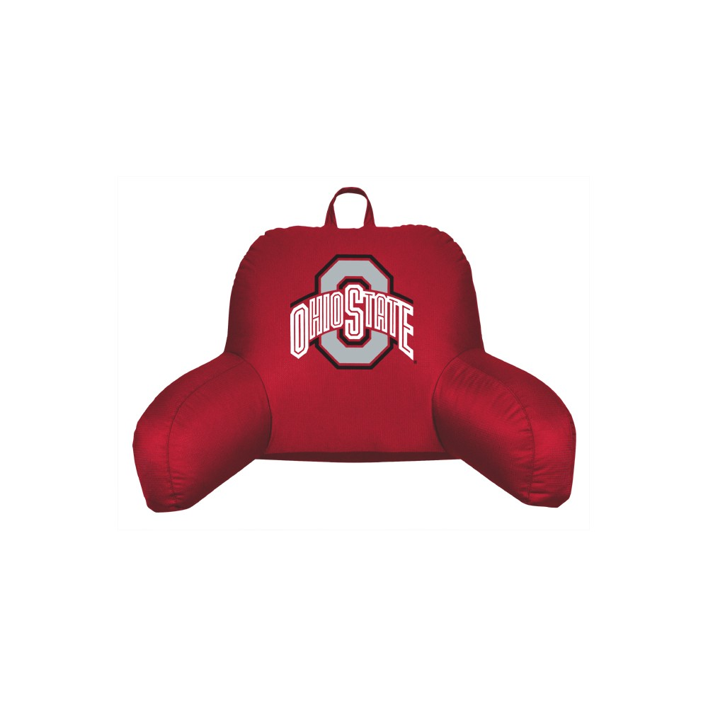 Ohio State Buckeyes Bed Rest Pillow