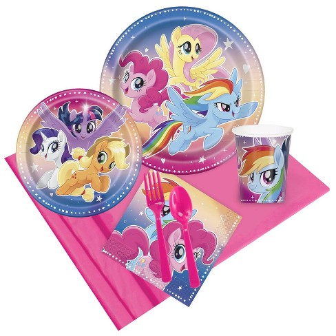8ct My Little Pony Flying Ponies Party Pack - image 1 of 1