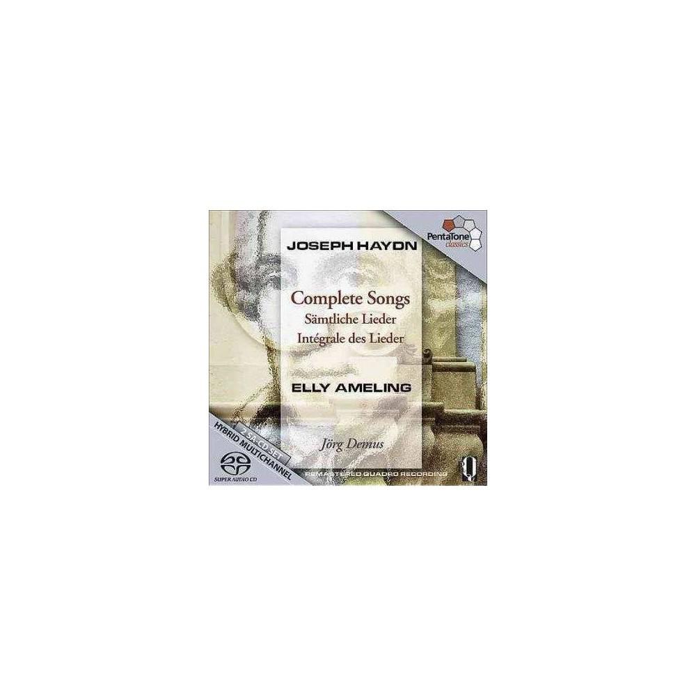 Various - Haydn:Complete Songs (CD)