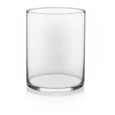 Wide Cylinder Vase (8 )Libbey