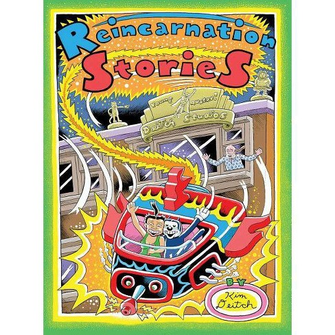 Reincarnation Stories - by  Kim Deitch (Hardcover) - image 1 of 1