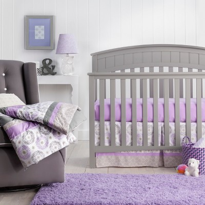 Trend Lab 3pc Crib Bedding Set – Florence