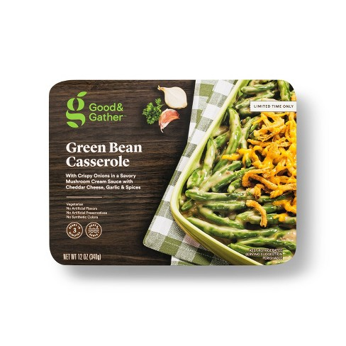 Green Bean Casserole with Mushrooms & Fried Onions - 12oz - Good & Gather™ - image 1 of 2