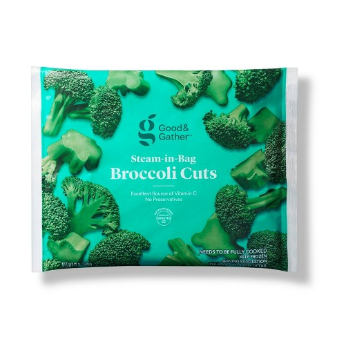 Frozen Cut Broccoli - 12oz - Good & Gather™ - image 1 of 2