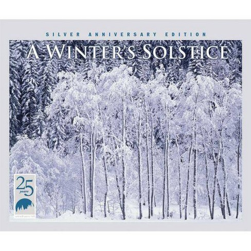 Various - Winter's Solstice (Silver Anniversary Edition) (CD) - image 1 of 1
