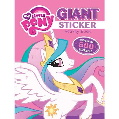 - My Little Pony Giant Sticker Book : Target