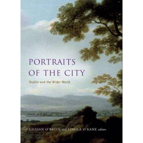 Portraits of the City - (Hardcover) - image 1 of 1