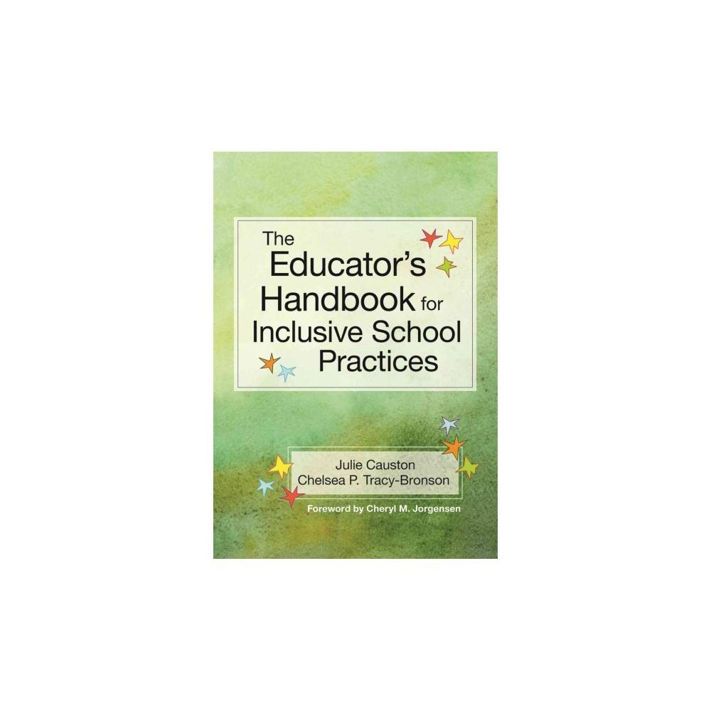 The Educator's Handbook for Inclusive School (Paperback)
