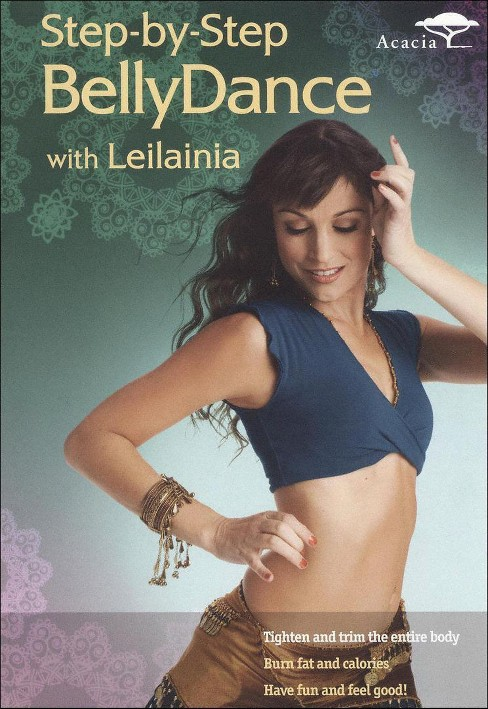 Step by step belly dance (DVD) - image 1 of 1