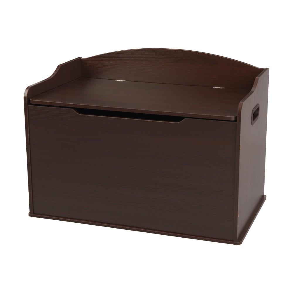 Image of Kidkraft Austin Toy Box - Espresso