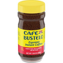 Caf Bustelo Espresso Dark Roast Instant Coffee - 7.05oz