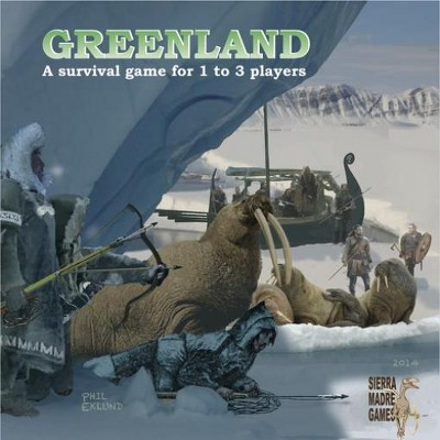 Greenland (1st Edition) Board Game