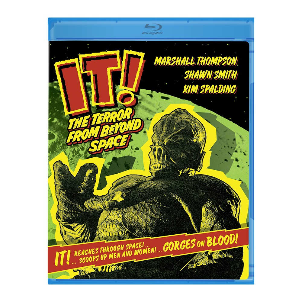 It The Terror From Beyond Space (Blu-ray)