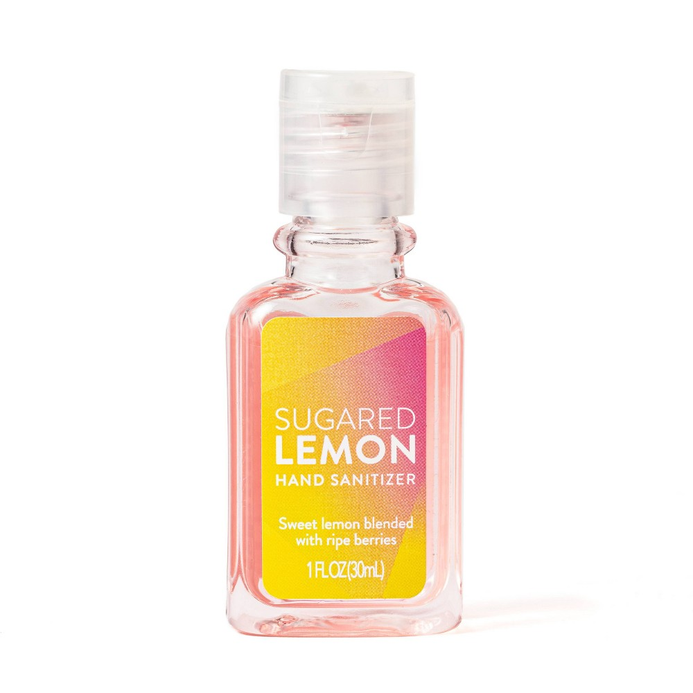 Wonderbac Sugared Lemon Hand Sanitizer - 1 fl oz