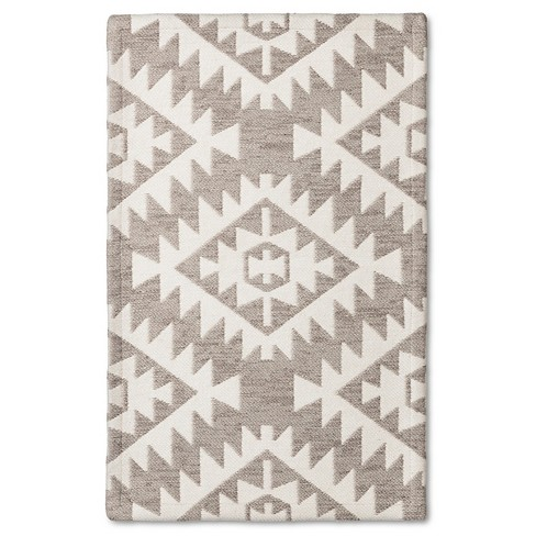 Accent Rug Sahara Gray 2'X3' - Threshold™ - image 1 of 2