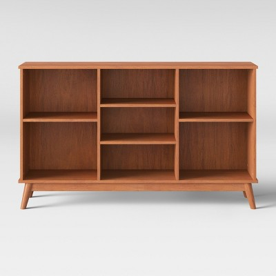 Amherst Mid Century Modern Horizontal Bookcase - Project 62™