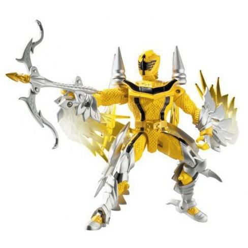 Power Rangers Mystic Force Yellow Ranger to Thunder Dragon Action Figure - image 1 of 1
