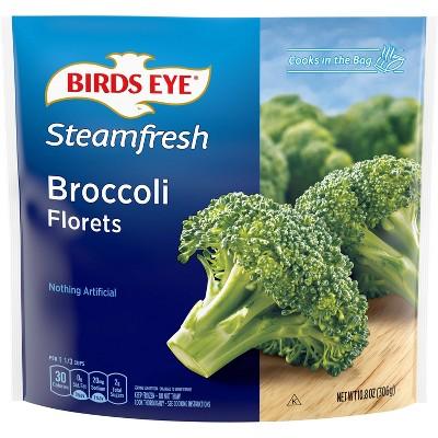 Birds Eye Steamfresh Frozen Premium Selects Frozen Broccoli Florets - 12oz