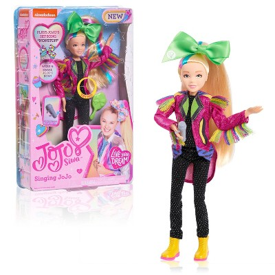 Nickelodeon JoJo Siwa Singing Non Stop Fashion Doll
