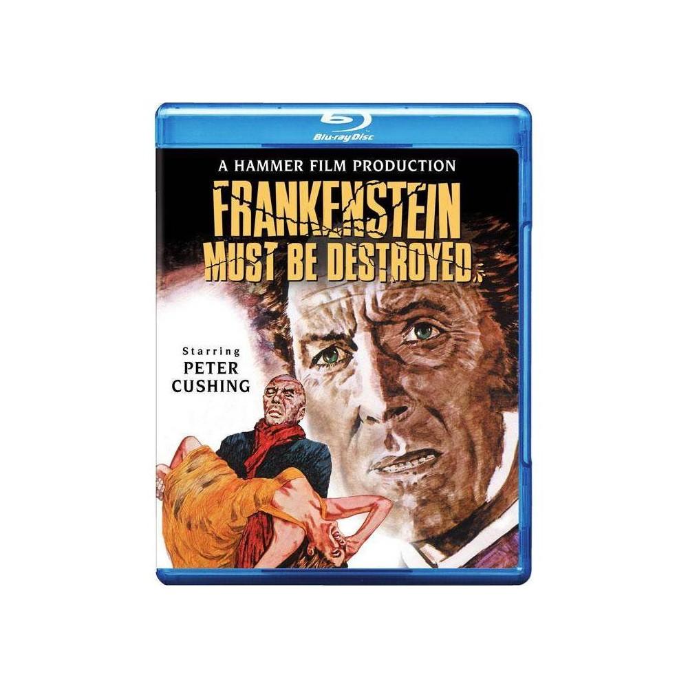 Frankenstein Must Be Destroyed Blu Ray 2015