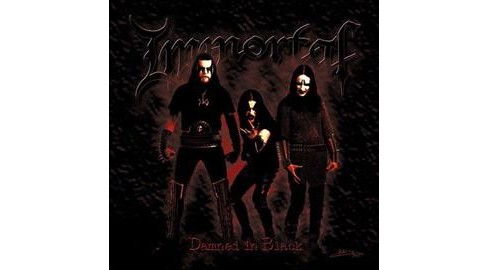 Immortal - Damned In Black (Vinyl) - image 1 of 1