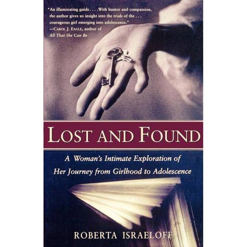 Lost and Found - by  Roberta Israeloff (Paperback) - image 1 of 1