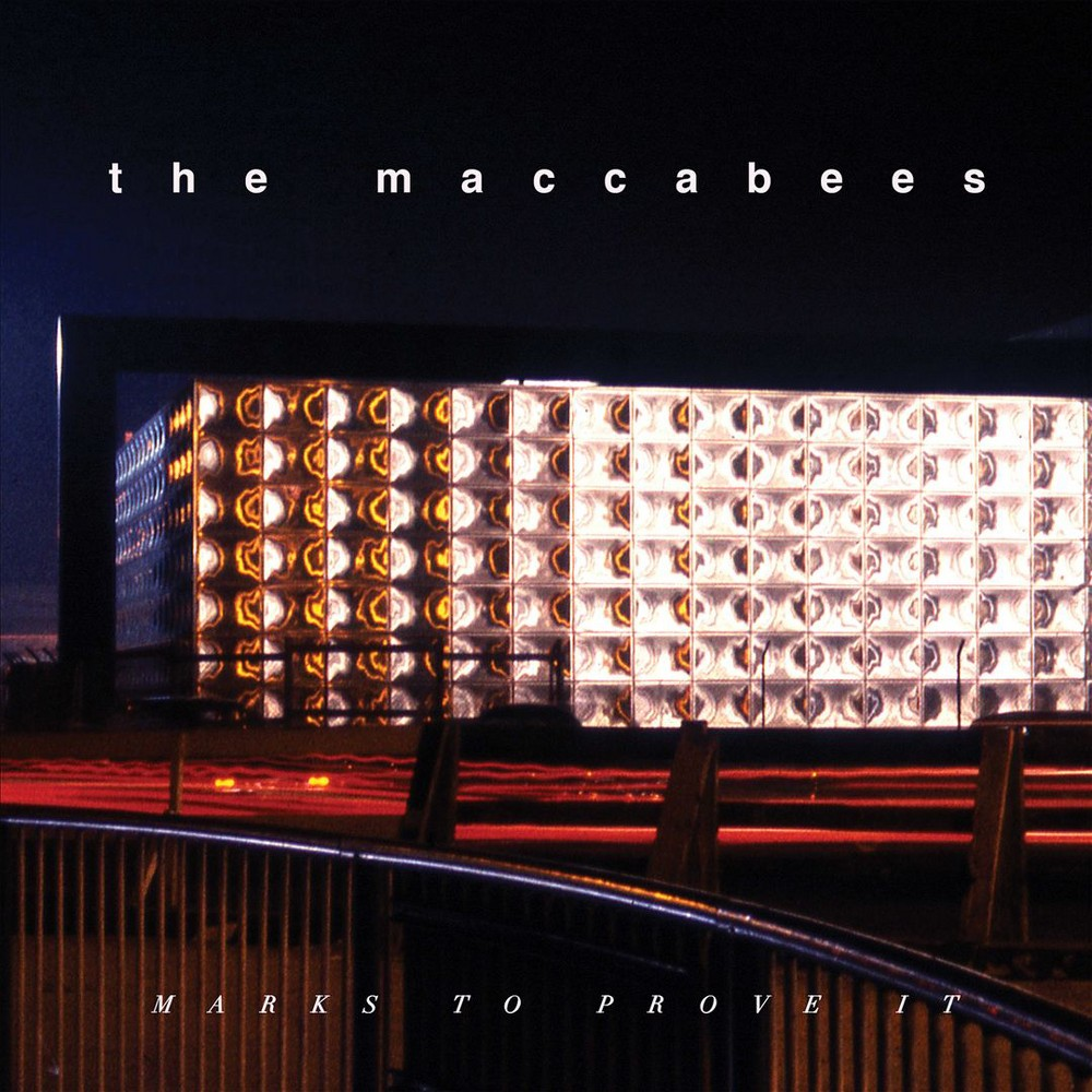 Maccabees - Marks To Prove It (CD)
