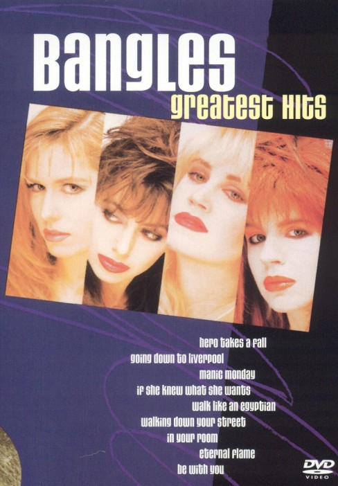 Greatest hits (DVD) - image 1 of 1