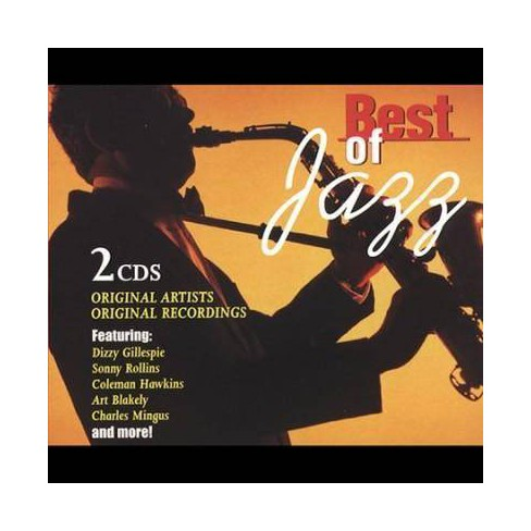 Various Artists - Best of Jazz (CD) - image 1 of 1