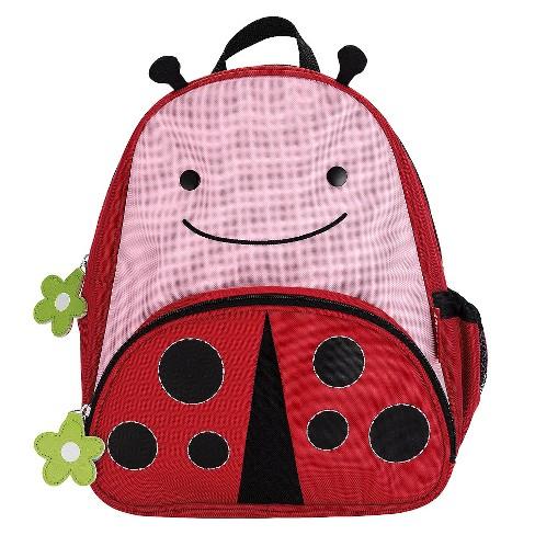 Skip Hop Zoo Little Kids & Toddler Backpack - Ladybug - image 1 of 4