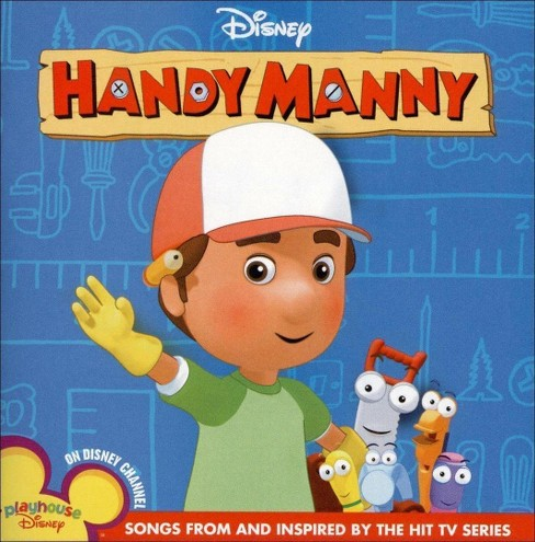 Various Artists - Handy Manny (CD) - image 1 of 1