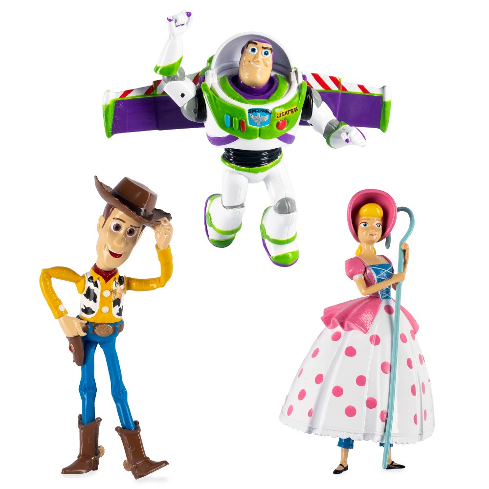 Swimways Dive Characters - Toy Story 4, Multi-Colored