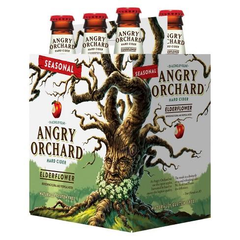 Angry Orchard Seasonal Hard Cider - 6pk/12 fl oz Bottles - image 1 of 1