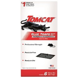TomCat Mice Glue Traps - 4ct