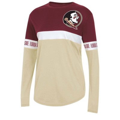 NCAA Florida State Seminoles Women's Long Sleeve T-Shirt
