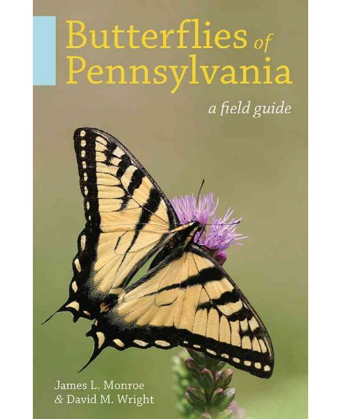 Butterflies of Pennsylvania : A Field Guide (Paperback) (James L. Monroe & David M. Wright) - image 1 of 1