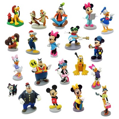 Disney Mickey Mouse & Friends Mickey's Family Mini Figure - Disney store