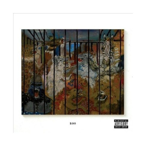 8d1ac02dcd6 Russ - Zoo (CD)   Target