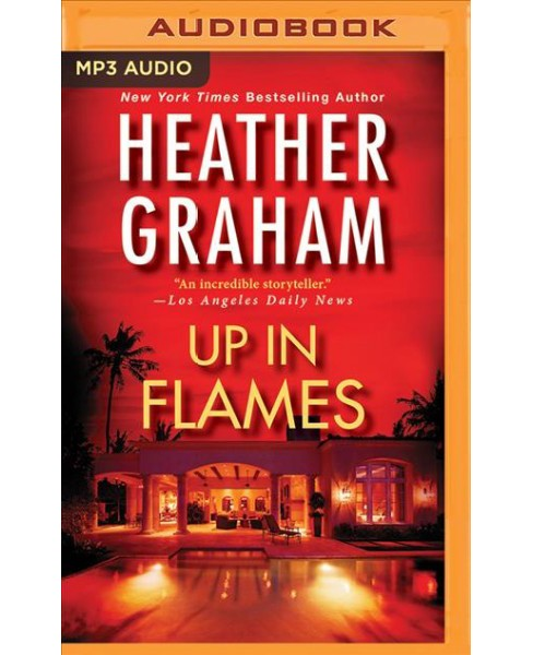 Up in Flames (MP3-CD) (Heather Graham) - image 1 of 1