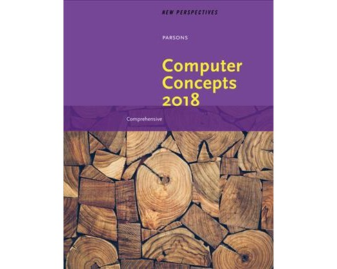 New Perspectives on Computer Concepts 2018 -  by June Jamrich Parsons (Paperback) - image 1 of 1