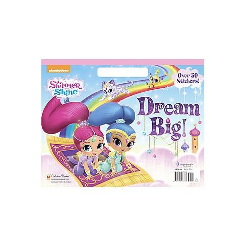 Dream Big! - (Big Coloring Book) (Paperback) - image 1 of 1
