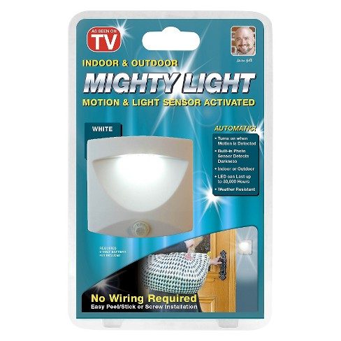 As Seen on TV® Mighty LED Light - White - image 1 of 6