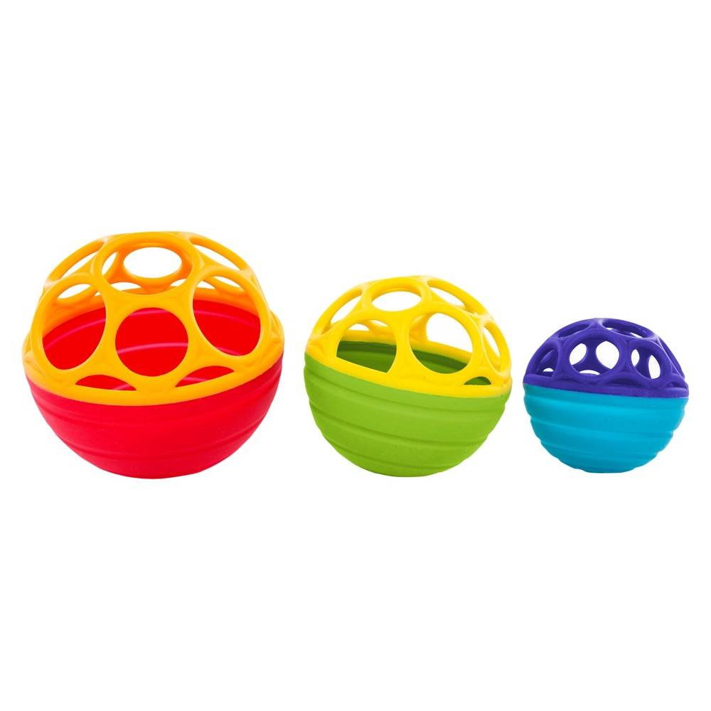 Oball Collapse & Stack Ball Toys