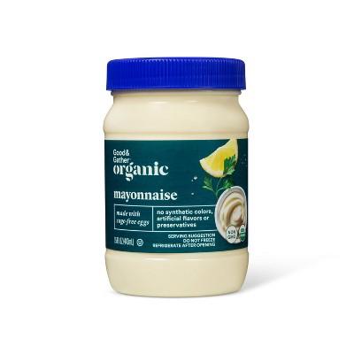 Organic Mayo - 15 fl oz - Good & Gather™
