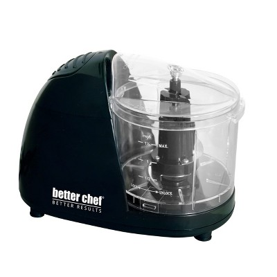 Better Chef Compact 12 Ounce Mini Chopper